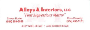 Alloys and Interiors