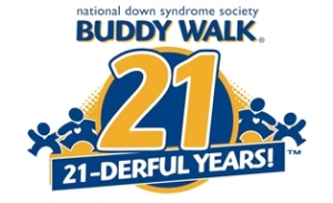 21 years logo